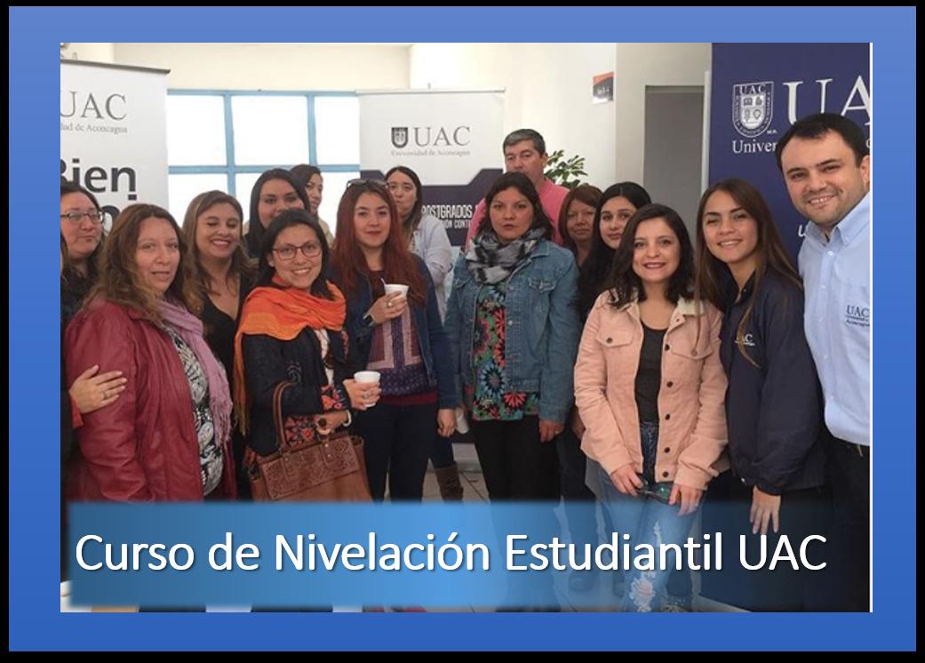Curso de Nivelación Estudiantil UAC